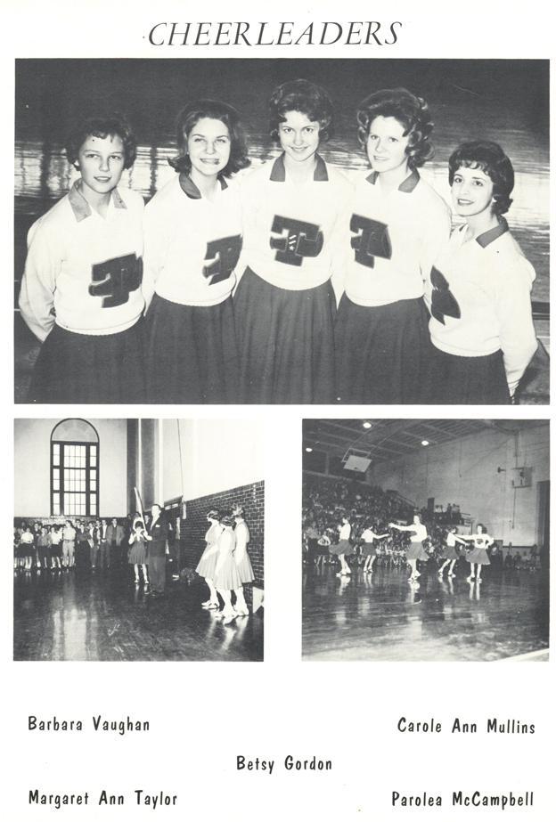 50s and 60s alumni