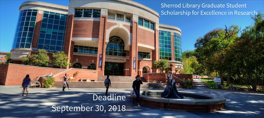 Sherrod Scholarship
