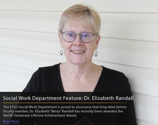 Dr. Elizabeth Randall