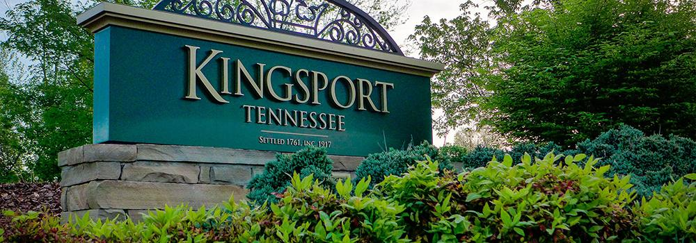 Kingsport - a great place to call home!