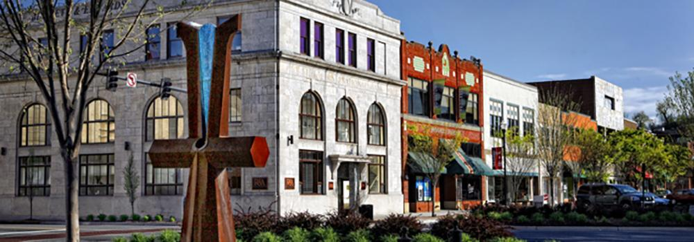 Explore all that downtown Kingsport has in store - antiques, craft beer, live music - it's all here!