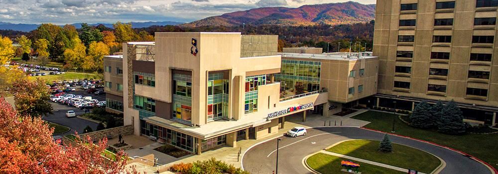 Niswonger Children's Hospital is the only one of its kind in the region. The St. Jude Tri-Cities Affiliate Clinic receives more than 30,000 outpatient visits annually.