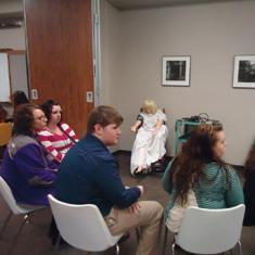 Health Sciences Rural High School Career Fair