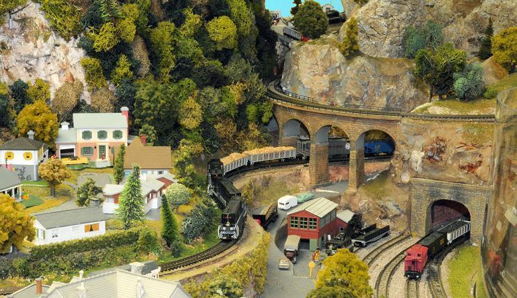 N-scale Southern Railroad
