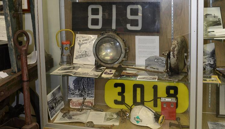Clinchfield Railroad Exhibit