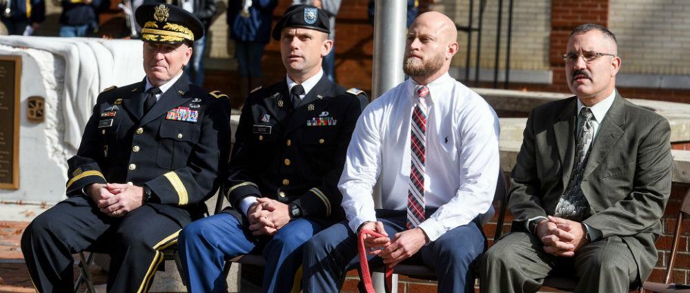 Veterans Day 2017.