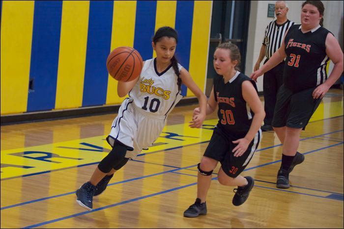MS Girls Basketball 2018-2019