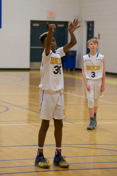 MS Boys Basketball 2018-2019