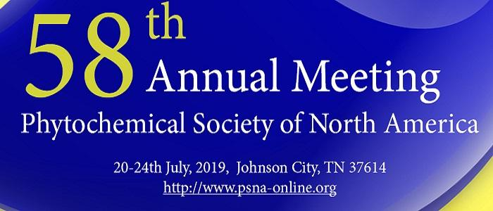 The 58th Annual Meeting of the PSNA image and link