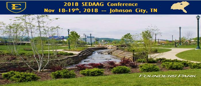 2018 Conference of the Southeastern Division of the American Association of Geographers image