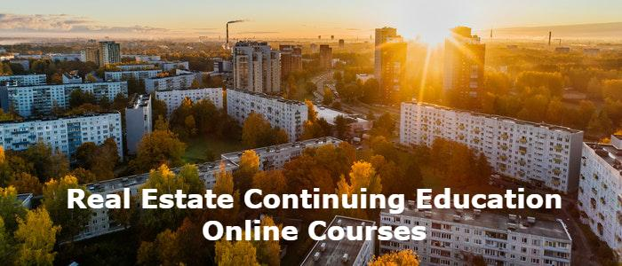Real Estate Continuing Education image and link
