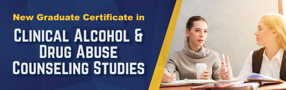 Clinical Alcohol and Drug Abuse Counseling Studies