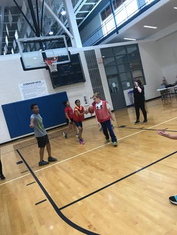 Hoops for Heart 2017-2018