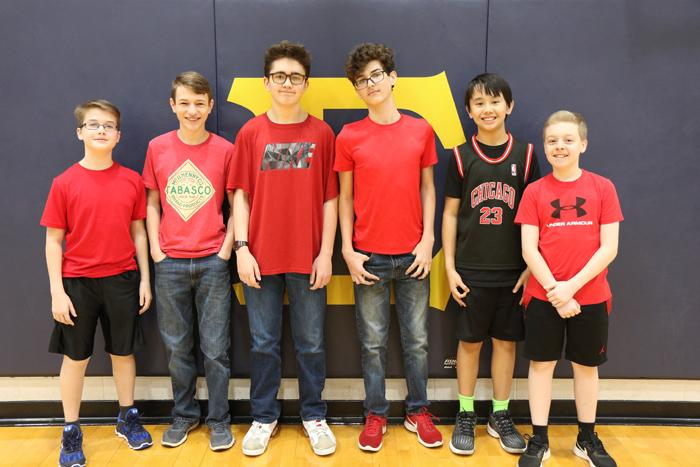 Hoops for Heart 2018-2019