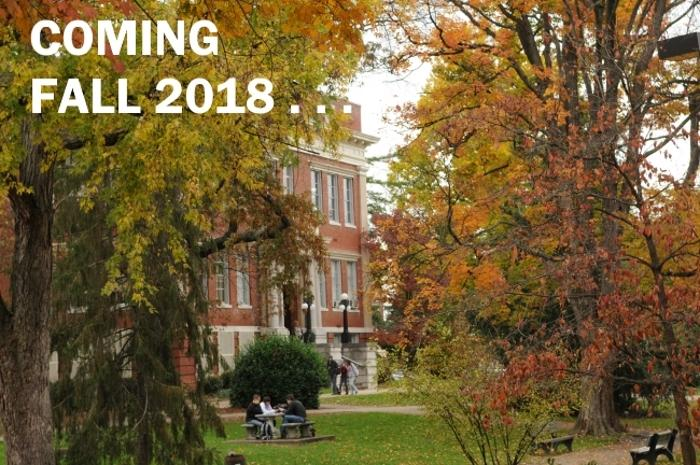 New concentration of philosophy major in Fall 2018