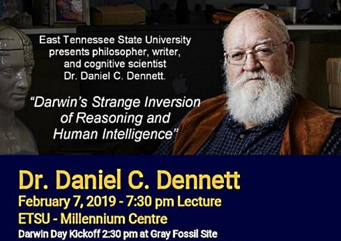 Daniel Dennett lecture