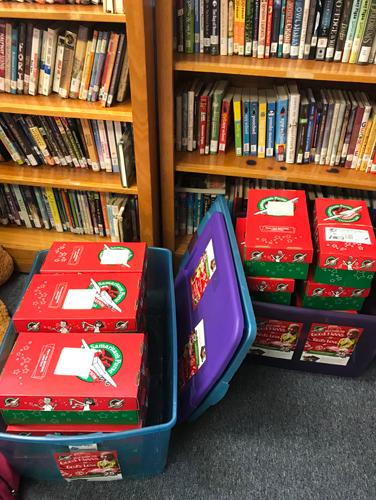 BETA Club - Operation Christmas Child 2018