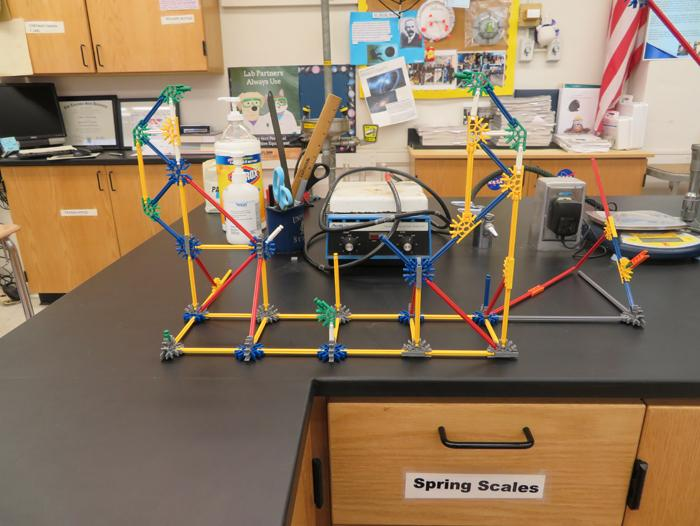2018-2019 Physics Roller Coaster
