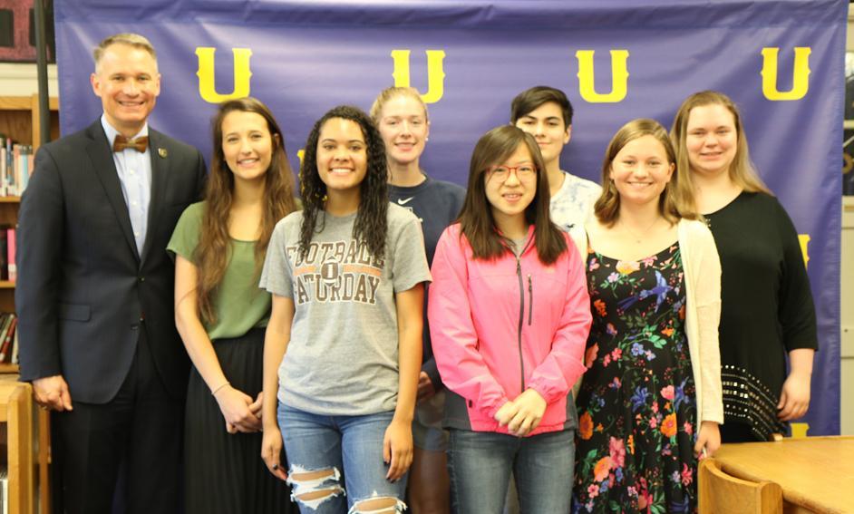 ETSU Scholarships - Acceptance