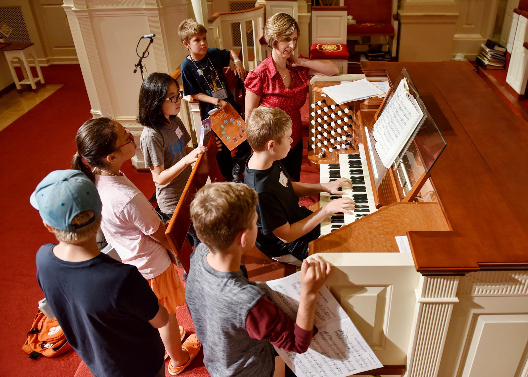 Piano Camp Track 1 2015