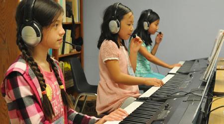 Piano Camp Track I 2014