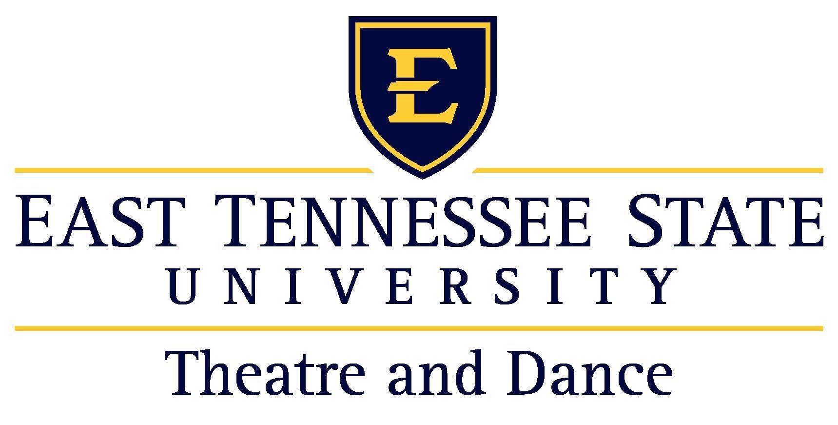 Theatre and Dance Logo