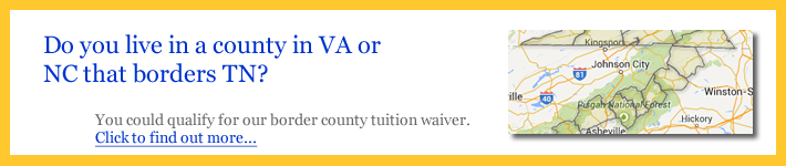 border county tuition waiver