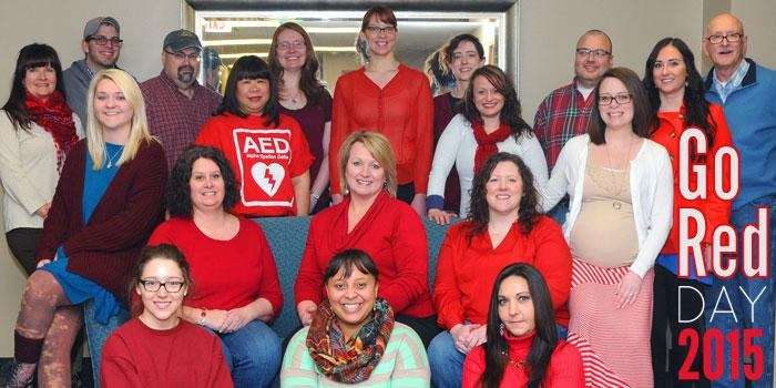 Go Red Day 2014