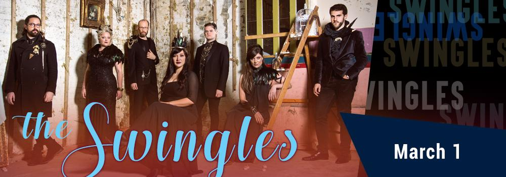 The Swingles March 1