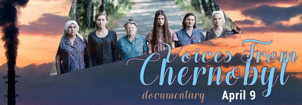 Voices from Chernobyl April 9