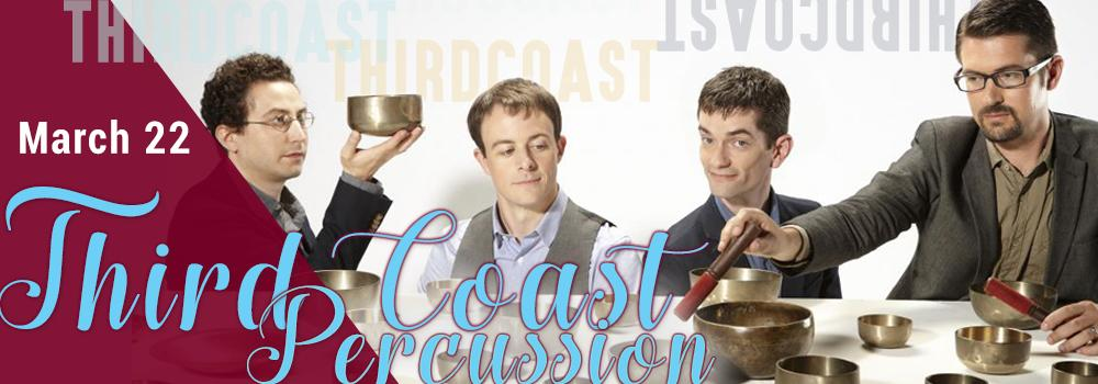 Third Coast Percussion March 22