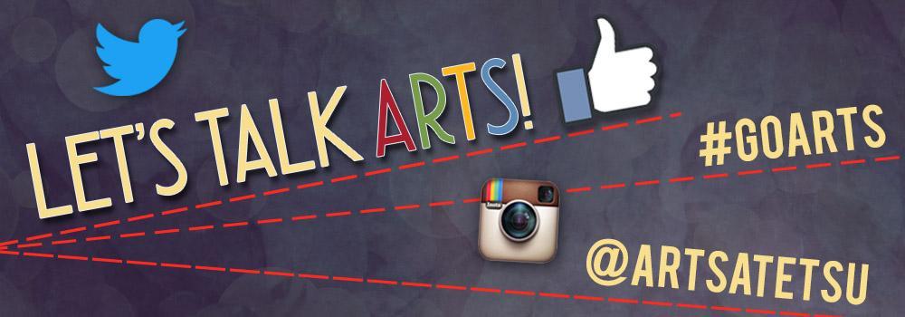 Let's Talk Arts