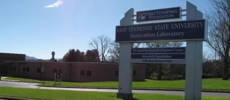 Innovation Lab Sign