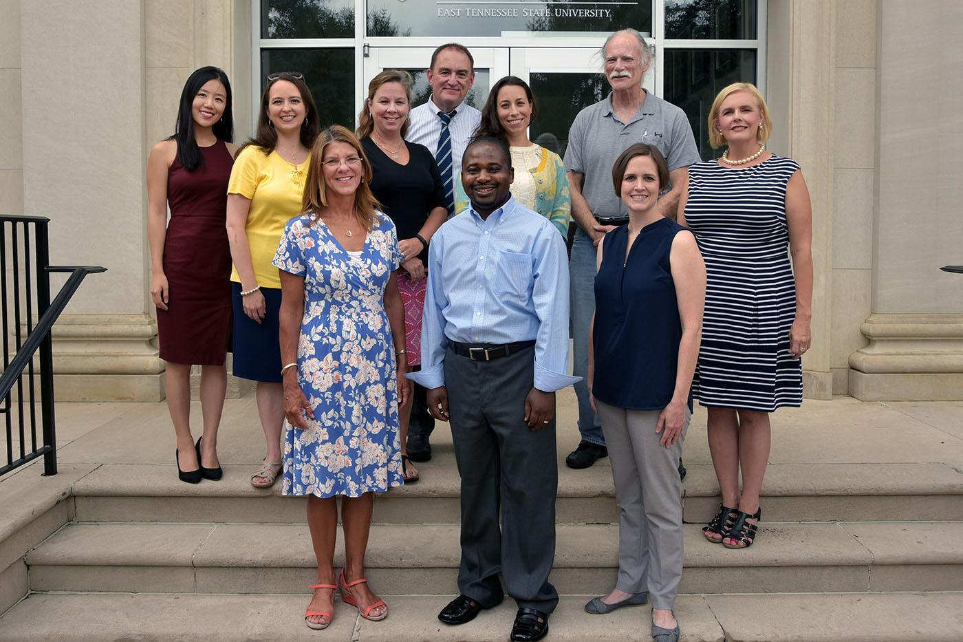 Picture of Special Education Program Faculty Fall 2016