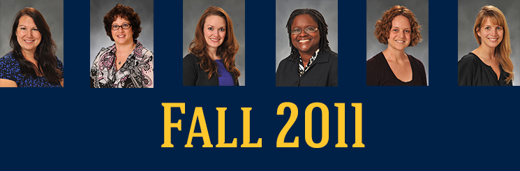 Fall 2011 Doctoral Students