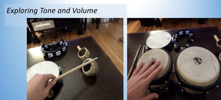 Exploring Tone & Volume
