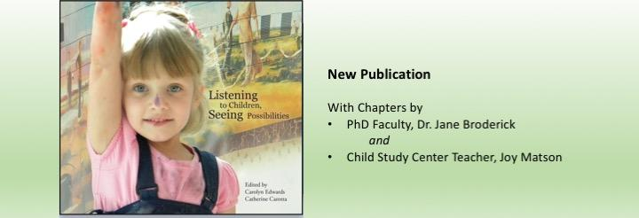 New publication with Chapters by Faculty Member Dr. Broderick