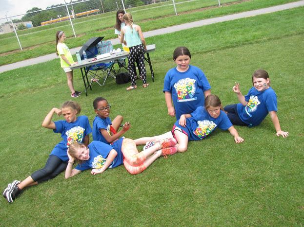 Elementary Field Day 2016-2017
