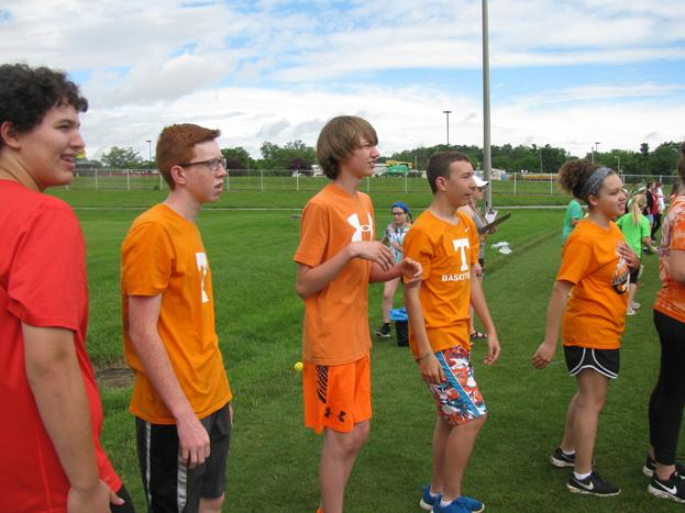 Middle Field Day 2016-2017