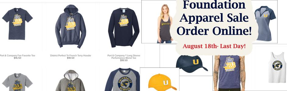 School Spirit Wear