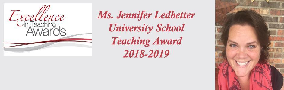 Ledbetter Award