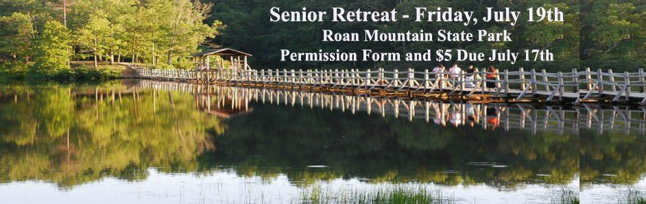 Senior Retreat