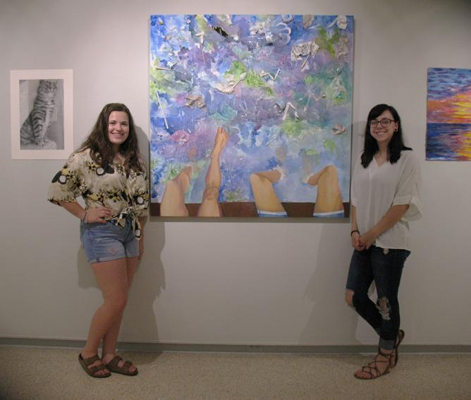 2018-2019 High School Art Exhibit
