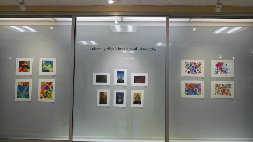 2015-2016 High School Art Exhibit