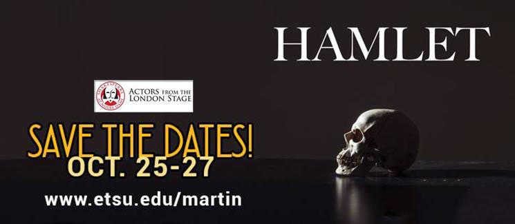 Actors From The London Stage present Hamlet
