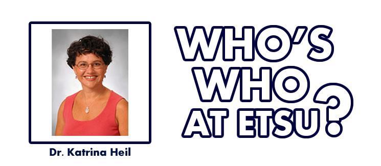 Who's Who at ETSU?
