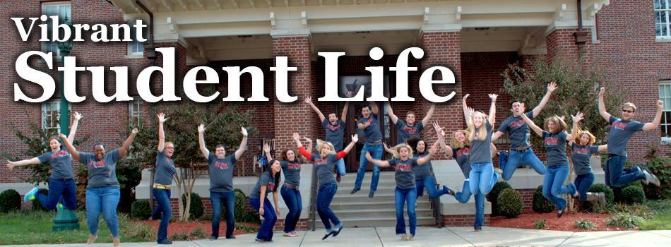 Vibrant Student Life