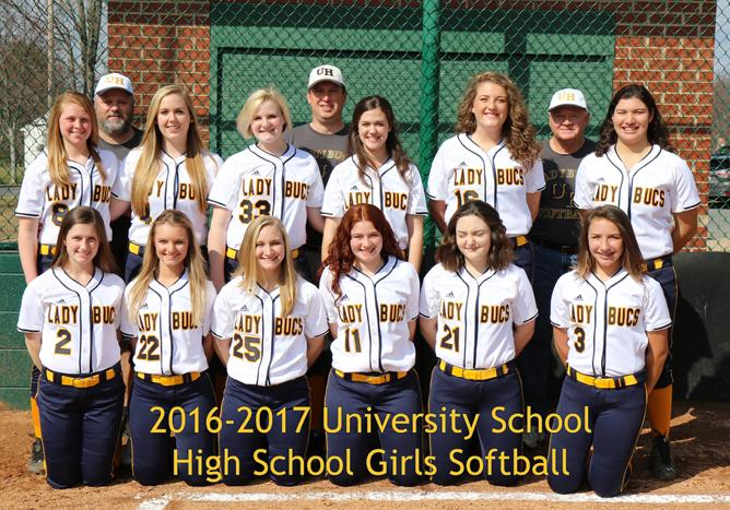 2016-2017 High School Girls Softball