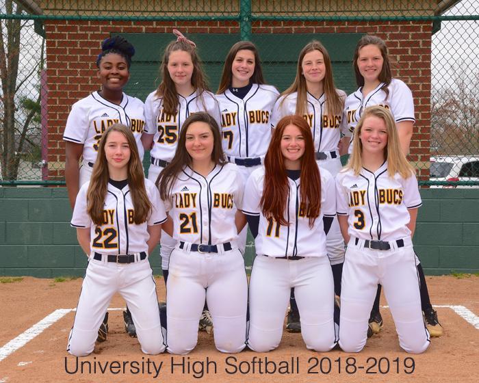 2018-2019 High School Girls Softball