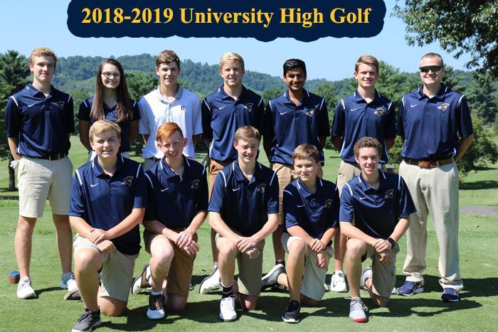 2018-2019 Golf